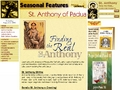 Finding the Real St. Anthony