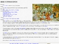 Patron Saints Index: Holy Innocents