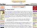 Catholic Encyclopedia: St. Thomas Becket