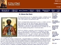 African Saints: St. Moses the Black
